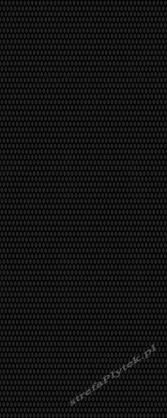 Glazura Bruna Czarna 20x50